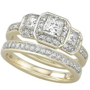 Diamond Engagement Ring Image. Click Here to View More Engagement Ring Images.