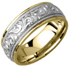 Wedding Band Style:1301 8.0mm