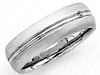 Wedding Band Style:CC-1312 7.0mm
