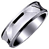 Premium Men's and Women's Titanium Wedding Bands.