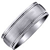 High Quality Men's and Women's Titanium Wedding Bands.