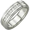 Women's Diamond Ring Style:A629DWW4W-M-L