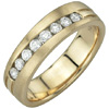 Men's Diamond Ring Style: B507DWM4A-M-L