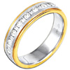 Men's Diamond Ring Style: B630DWM4T-M-L