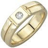 Men's Diamond Ring Style: B897DWM4Y-M-L