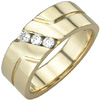 Men's Diamond Ring Style: B908DWM4Y-M-L
