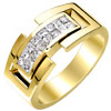 Men's Diamond Ring Style: 2ITRING246Y