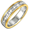 Women's Diamond Ring Style:B630DWW4T-M-L