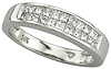 Shop For Diamond Women's Wedding Bands.
