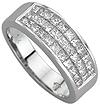 Premium Matching Diamond Wedding Rings Sets.