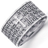 Order Korean Catholic Sterling Silver Wedding Bands.