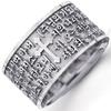 Order Korean Catholic Sterling Silver Wedding Rings.