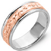 Purchase Two Tone Vintage Wedding Rings.