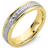 Wedding Band Style: 3007-07-YCW-5mm