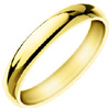 Wedding Band Style:WB-1601-Y 5mm