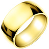 Wedding Band Style:WB-1601-YG 10mm