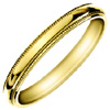 Wedding Band Style:WB-1701-Y 3mm