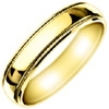 Wedding Band Style:WB-1701-Y 5mm