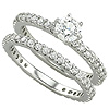 Order Men's And Women's Diamond Bridal Engagement Bands.