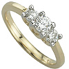 High Quality Diamond Ladies' Engagement Bands.