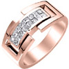 Men's Diamond Ring Style: 3ITRING246R