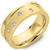Diamond Band Ring Style: DB303606Y 8mm
