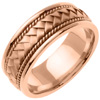 Wedding Band Style: 0126R-8.5mm