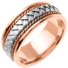 Wedding Band Style: 0127RWC-8.5mm