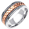 Wedding Band Style: 0129WCR-8.5mm