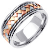 Wedding Band Style: 0130W3CC-8.5mm