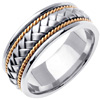 Wedding Band Style: 0132WYR-8.5mm