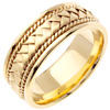 Wedding Band Style: 0136Y-8.5mm