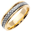 Wedding Band Style: 0138YCW-5.5mm
