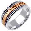 Wedding Band Style: 0140WCR-8mm