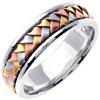Wedding Band Style: 0141W3CC-7mm