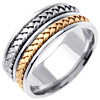 Wedding Band Style: 0226WC1Y-9mm