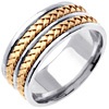 Wedding Band Style: 0226WC2Y-9mm