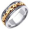 Wedding Band Style: 0229WCY-9mm