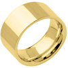 Wedding Band Style:WB-1801-YG 10mm