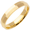 Wedding Band Style:WB-1901-Y 4mm