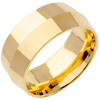 Wedding Band Style:WB-1901-YG 10mm