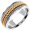 Wedding Band Style: 0231WCY-8mm