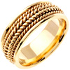 Wedding Band Style: 0233Y-8mm
