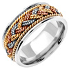 Wedding Band Style: 0240W3CC-9mm