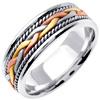 Wedding Band Style: 0329W3CC-7mm