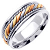 Wedding Band Style: 0337W3CC-7mm