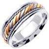 Wedding Band Style: 0337W3CC-7mm