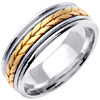 Wedding Band Style: 0340WCY-8mm