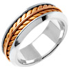 Wedding Band Style: 0343WCR-8mm