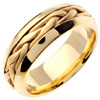 Wedding Band Style: 0347Y-7mm